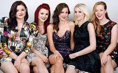Katie, Emily, Effy, Naomi, Pandora: girls of generation 2