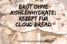 Brot ohne Kohlenhydrate - das klingt zu schön um wahr zu sein? Wenn du ein echter Brotjunkie bist, dir die Stulle zwischendurch aber wegen der hohen Kalorienzahl des herzhaften Gebäcks oft verkneifst, solltest du dir das Rezept für Cloud Bread ansehen.