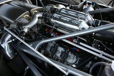Hennessey venom gt engine, over 1000 hp!