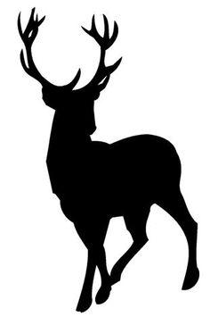 Deer Silhouette 1 (Small).jpg (311×480)