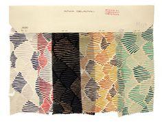 Sonia Delaunay - Fabrics 1930