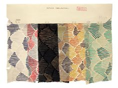 sonia delaunay textile designs - Google-søgning