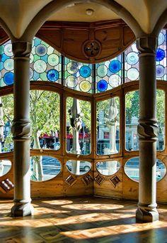 Casa Batlló | Antoni Gaudí, Barcelona (Catalonia)