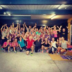 My Wednesday Night 12 week Challengers,  gotta love this group!  #stevenhalligan #halligansfitness #robina #results #fitness #exercise #groupexercise #12WEEKCHALLENGE #grouptraining #groupexercise #groupfitness #australia #Queensland #varsity #resultsdriven