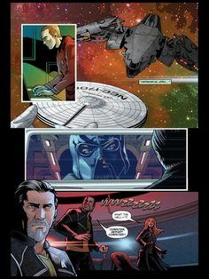 Star Trek: Countdown to Darkness - Episode 8  #motionbooks #madefire #StarTrek