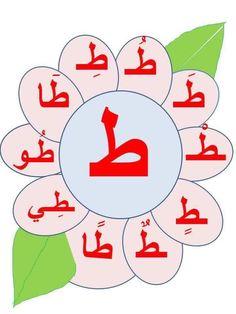 Islamic Alphabet, Arabic Alphabet Letters, Alphabet Letter Crafts, Arabic Alphabet For Kids, Alphabet Worksheets, Learn Arabic Online, Quran Arabic, Arabic Lessons, Arabic Language