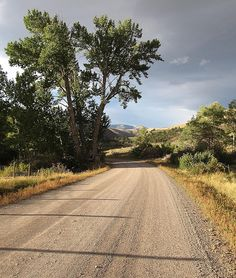 Montana Country Road | Flickr - Photo Sharing!