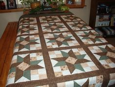 A quilt for my daughter and son in law
