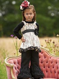 Pants outfit or dress for Alissa, both adorable! http://www.vintagecoutureinc.net/randi/