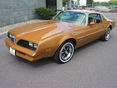 Rockford Files 1977 Firebird Esprit