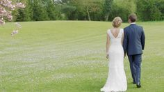 The journey begins.  Perfect wedding moments captured by ndr films