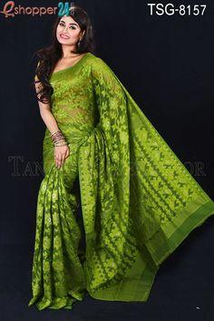 Moslin Silk all over Jamdani