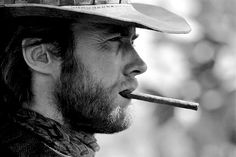 Clint Eastwood photo by Lawrence Schiller
