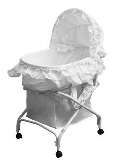 Dream On Me Bassinet - http://www.furniturendecor.com/dream-on-me-bassinet-white/ - Related searches: Baby Products, Bassinets, Cribs and Nursery Beds, Furniture, Nursery