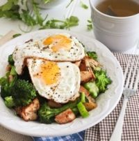 Cooking For One | The Healthy Foodie