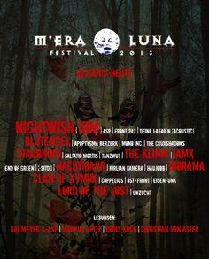 Mera Luna tribute site for Eastern Europe: Russia, Ukraine, Belarus