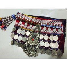 Afghan - Tribal Kuchi Gypsy Vintage Bag