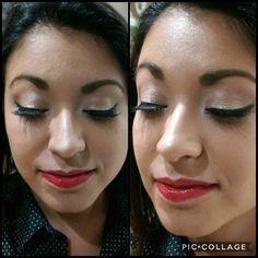 Today's wedding trial #vintagelooks #vintagemakeup #classiclooks #makeupartist #hairstylist #weddingmakeup #weddingtrials http://gelinshop.com/ipost/1524458865771658348/?code=BUn90LxA7xs