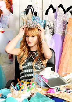 Prom Princess Bella Thorne