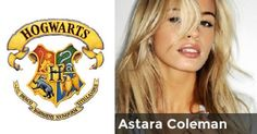 Astara Coleman | What Is Your Hogwarts Life Story? (VERY VERY VERY long results)