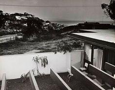 Case Study House #20A / Stuart Bailey House / Richard Neutra / 1948 / Photo by Julius Schulman /