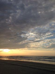 God is so evident at the beach!