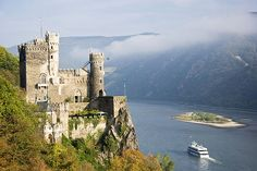 Rhine River cruise, Germany. Awesome. Highly recommended!
