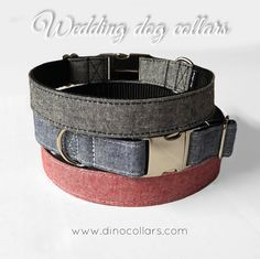 Hand made Dog Collars, & Bow Ties for your Best Friend! by DinoCollars Dog Wedding, Wedding Day, Your Best Friend, Best Friends, Dog Collars, Bow Ties, Bows, Handmade, Accessories