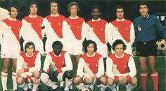9 janvier 1972, Stade Jean Bouin (Angers). Le onze monégasque ne possède pas assez de talent pour bien figurer dans l'élite. Le SCO se promène (4-1) et l'ASM finira reléguée.