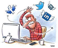 Social media cartoon www.karikatura.lv Gatis Sluka  #socialmedia #social #redessociales #facebook #twitter #linkedin #instagram #logo #work #fly #disturbing #instatwitter #facebookpage #cartoon #caricature #internet