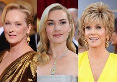 Quem são as 10 atrizes recordistas em indicações ao Oscar