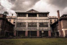 Mental Asylum - Brisbane, Australia   ~ Abandoned