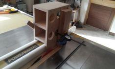 테이블쏘와 놀기 - 4. 없으면 아쉬운 테이블쏘를 위한 지그와 악세사리 10가지 : 네이버 블로그 Corner Desk, Diy And Crafts, Wood, Furniture, Home Decor, Corner Table, Decoration Home, Woodwind Instrument, Room Decor