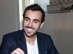 Marco Mengoni a Palermo per promuovere Parole in circolo