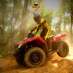 Quadriciclo Honda Fourtrax 420