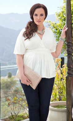 For plus size ladies too plus sizes online shopping is a good bet. There are so many options available to them online that are not usually found in their neighbourhood plus size stores.