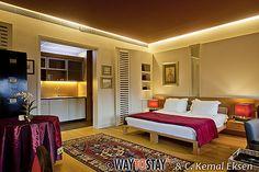 056 Ansen suites 310 - Tepebaşı, Istanbul  Client: Waytostay.com - Booking Horizon, S.L. Barcelona  Canon 5D Mark 2  Canon 17-40mm F/4 L   Tiffen circular polarizer