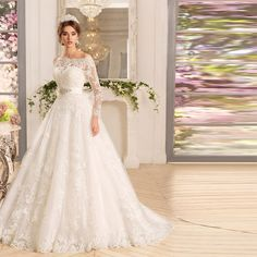 http://fashiongarments.biz/products/boat-neck-white-ivory-lace-appliqued-wedding-dresses-2016-off-the-shoulder-full-sleeves-beadings-bridal-gowns-vestido-de-noiva/,      Welcome to my shop We are a professional wedding dresses design and manufacturing company. All our products are made of top quality materials, and with very ...,   , fashion garments store with free shipping worldwide,   US $218.55, US $152.99  #weddingdresses #BridesmaidDresses # MotheroftheBrideDresses # Partydress