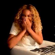 Beyonce & Kid President <3