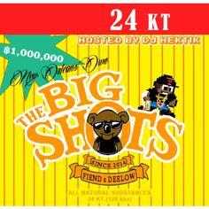 Fiend & DeeLow - The Big Shots (Hosted By DJ Hektik)