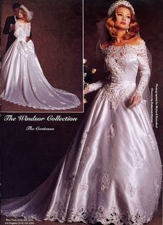The Windsor Collection | by Bride Satin