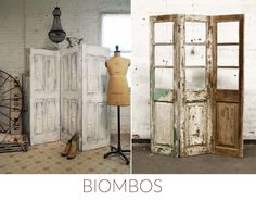 IDEAS DIY BIOMBO DECORAR