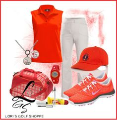 More golf inspiration at lorisgolfshoppe.polyvore.com #golf #polyvore #lorisgolfshoppe