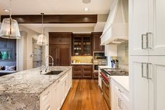 30 Impressive Luxury Kitchens   InteriorCharm