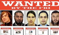 FBI Adds 5 Hackers To 'Cyber Most Wanted List', Offers Huge Rewards For Info -  [Click on Image Or Source on Top to See Full News]