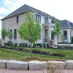 Timberworx ┊ Custom Homes ( Stucco Exterior, Winter Project, Time Of The Year, Custom Homes, Photo And Video, Canning, Landscape, House Styles, Green