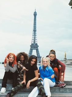 What Would the Spice Girls Do?