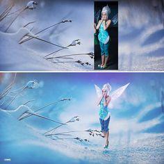 Max Asabin, un photographe russe, superpose plusieurs images, et ils les fusionnent pour créer un seul montage incroyable.