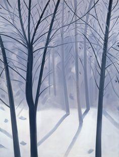 Alex Katz: January Snow
