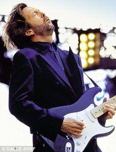 Mr. Eric Clapton. www.kerlagons.com